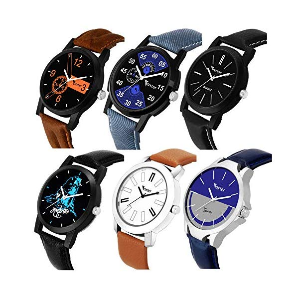 Mens Watches Amazon | Get Upto 50% Off On Top Brands