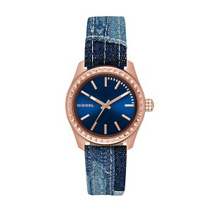 Diesel Kray Kray Analog Blue Dial Women's Watch - DZ5510