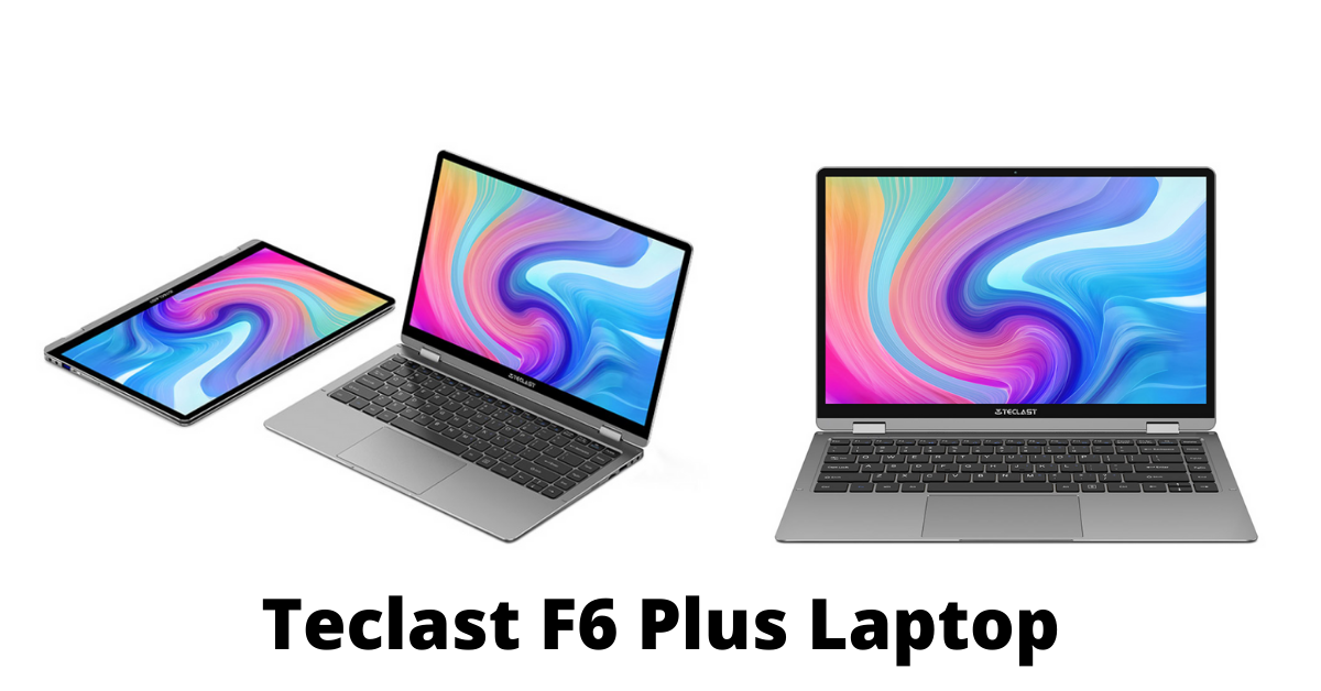 Teclast F6 Plus Laptop