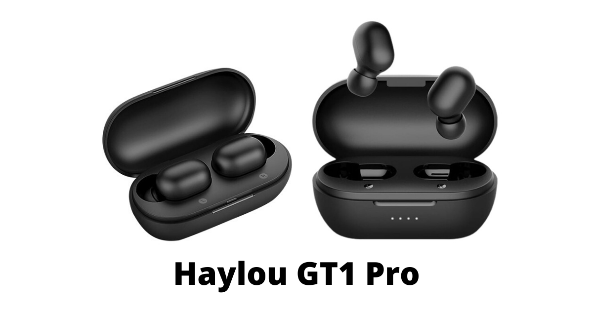Haylou GT1 Pro
