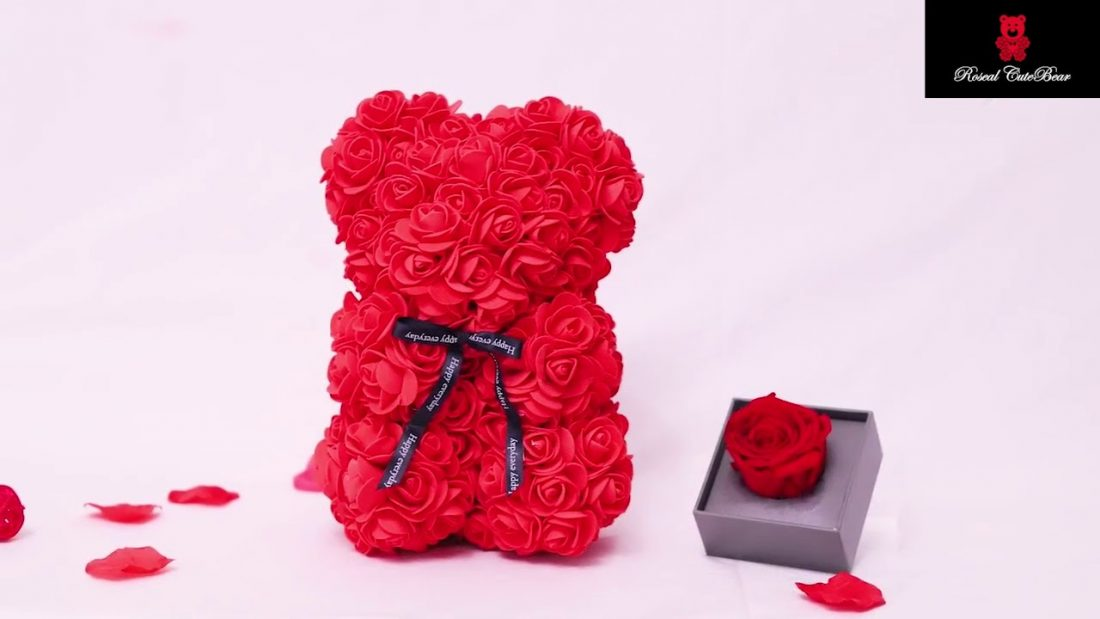 Roseal CuteBear - Perfect Valentine Day Gift 2021