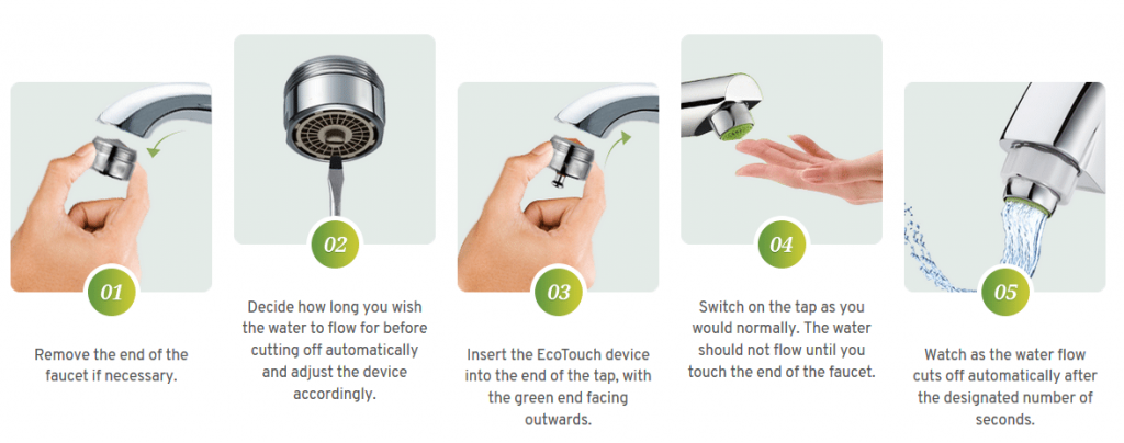 How to Use EcoTouch