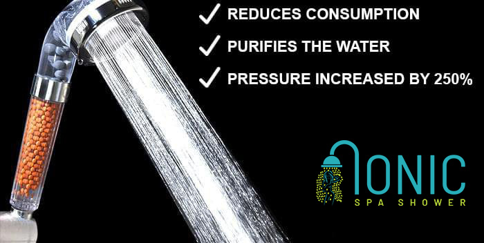 IOnic Spa Shower Head Reviews : Features, Specification, Price of IOnic Spa Shower