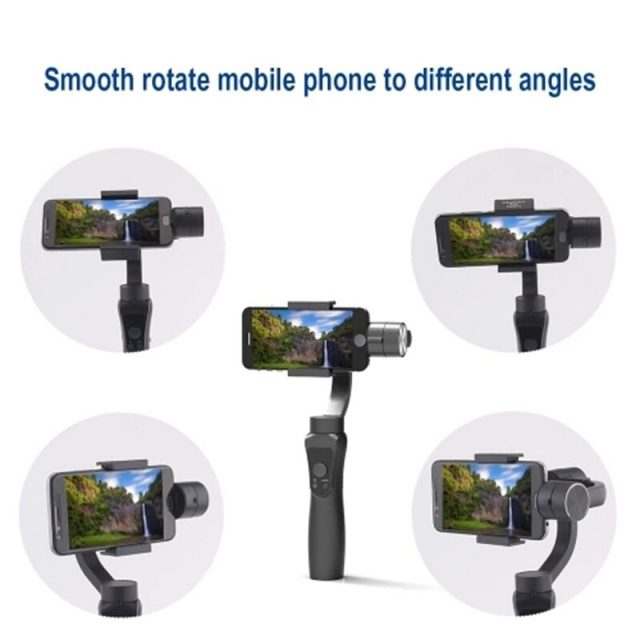 StableCam Pro Features