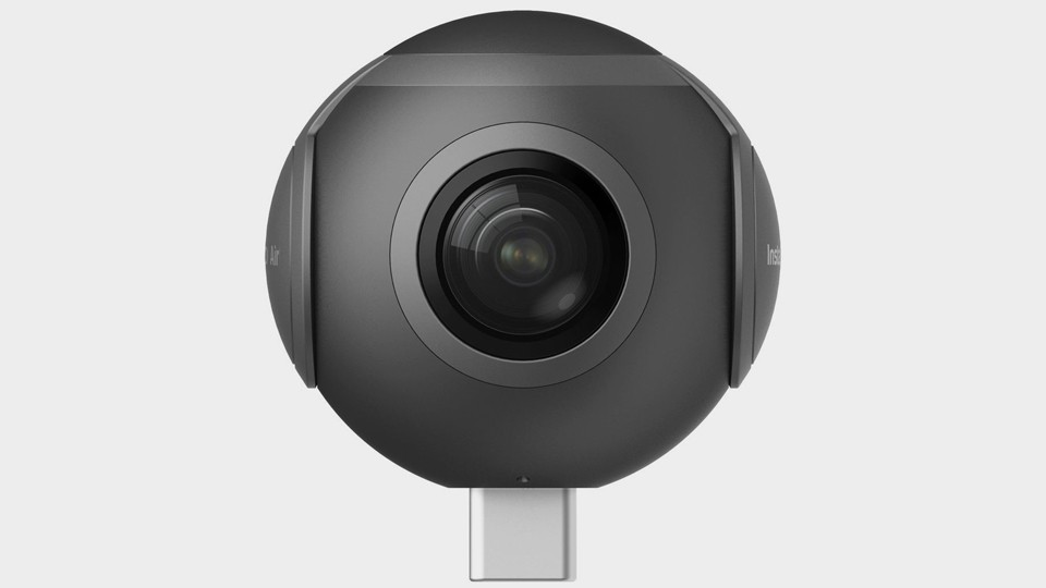 What is the Android 360 camera