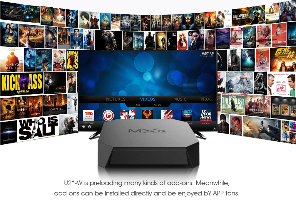 What is the AndroidTV box