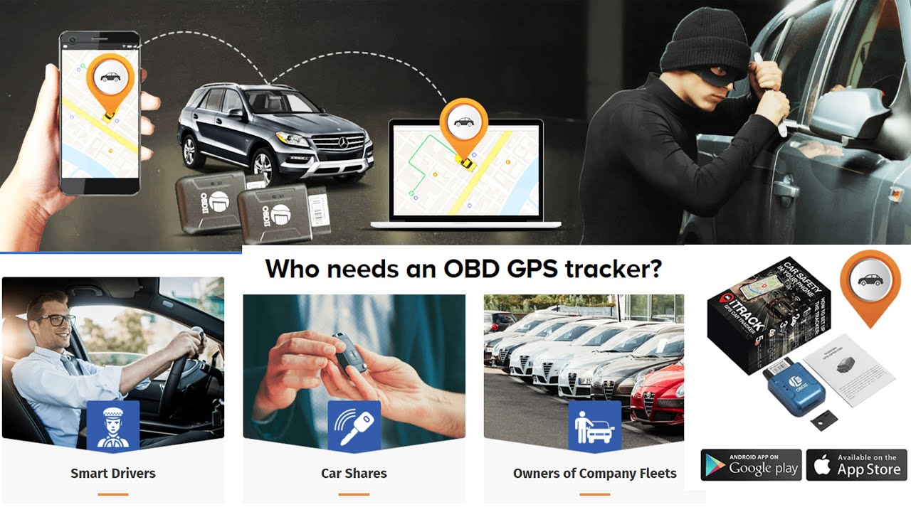 iTrack GPS Car Tracker Review: Does iTrack GPS Car Tracker Really Work? Read Our Report