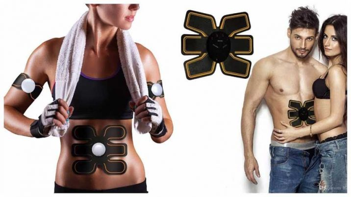 Smart Fitness Review: The Smart Abs Muscle Trainer