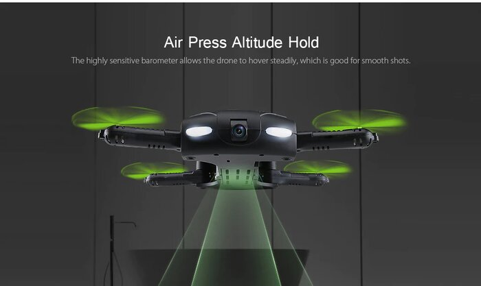 Overview of DHD D5 Drone