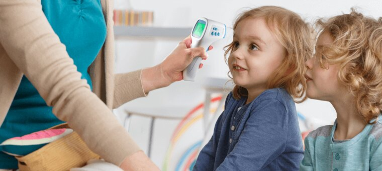 Fever Patrol Review 2021 – Best No-Touch Thermometer
